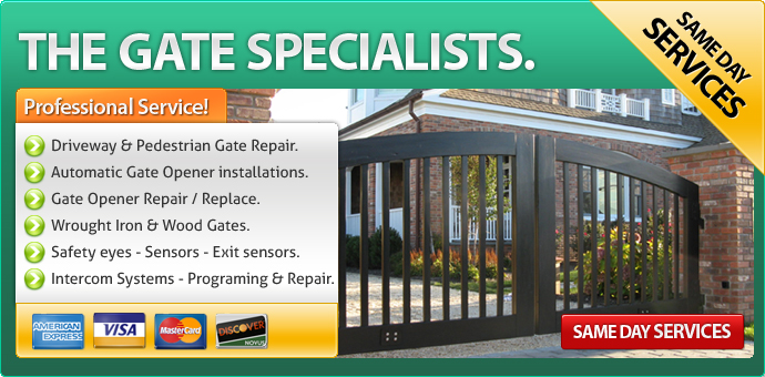 Gate Repair Kelim CO